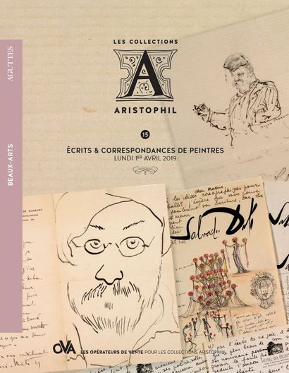 15A • Fine Arts • Manuscripts and Letters by AGUTTES