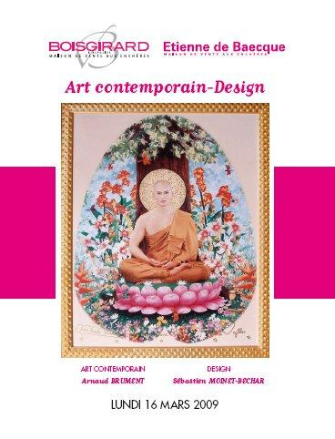 Art contemporain-Design
