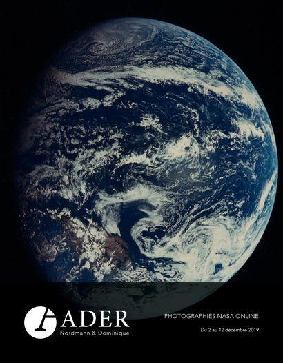 ADER : PHOTOGRAPHIES NASA ONLINE (December 2-12)