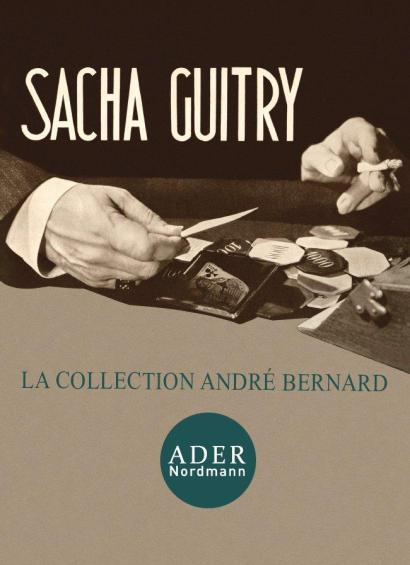 Sacha GUITRY - Collection André Bernard PART 1