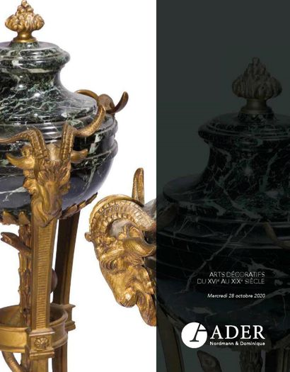 DECORATIVE ARTS FROM THE 16th TO THE 19th CENTURIES