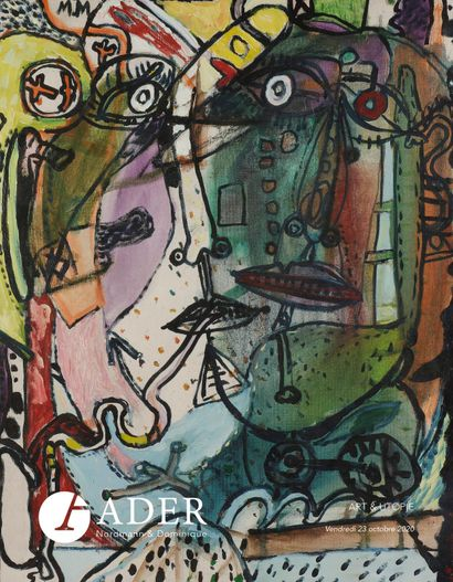 ART & UTOPIA - On the occasion of the Outsider Art Fair
