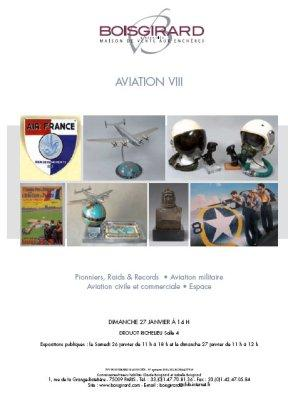 AVIATION VIII