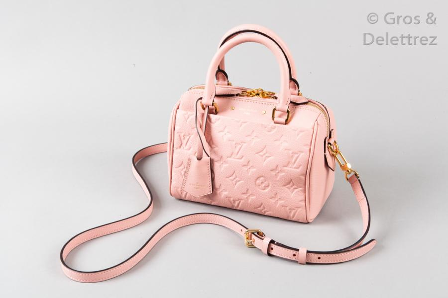 """new release quality products big discount Louis VUITTON année 2016 Sac """"Speedy"""" 20 cm..."""