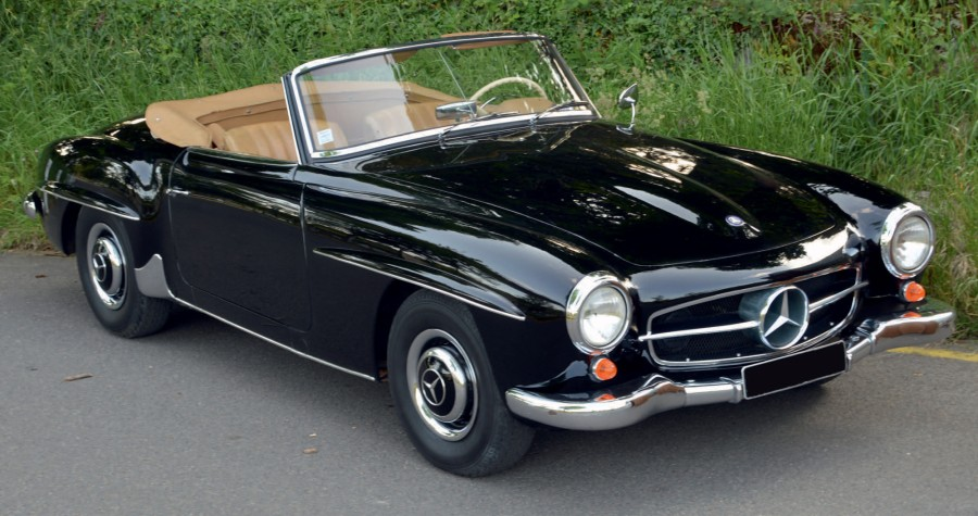 mercedes 190 sl a vendre en allemagne best auto galerie. Black Bedroom Furniture Sets. Home Design Ideas