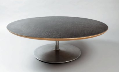 Auctions Pierre PAULIN TABLE BASSE, vers 1960 TABLE BASSE…