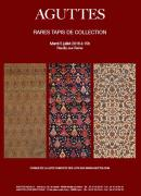 RARES TAPIS DE COLLECTION