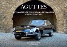AUTOMOBILES DE COLLECTION /// VENTE DE PRINTEMPS