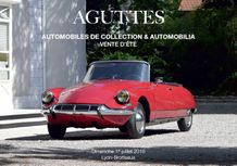 AUTOMOBILES DE COLLECTION & AUTOMOBILIA /// VENTE D'ÉTÉ