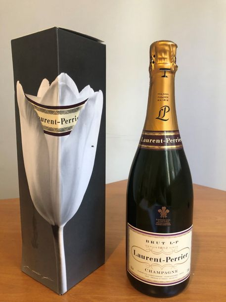 1 bouteille Champagne Laurent-Perrier, Brut (by appointment to H.R.H. The Prince…