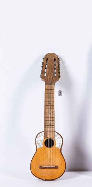 Collection Ricet Barrier Charango, anonyme