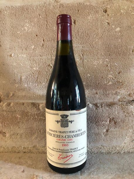 1 Blle LATRICIERES CHAMBERTIN (Dom.Trappet) 1993 - Belle