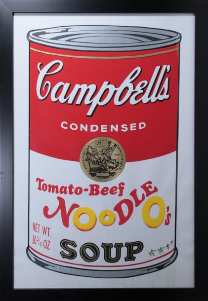 WARHOL Andy Andy WARHOL (1928-1987) 