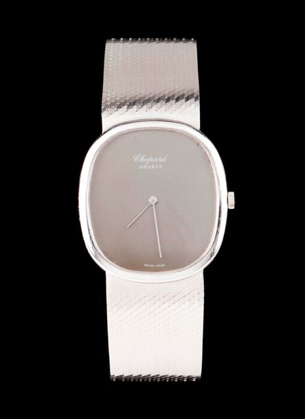 Chopard Chopard watch. Quartz movement. Case and integrated strap in gold (0,750).…