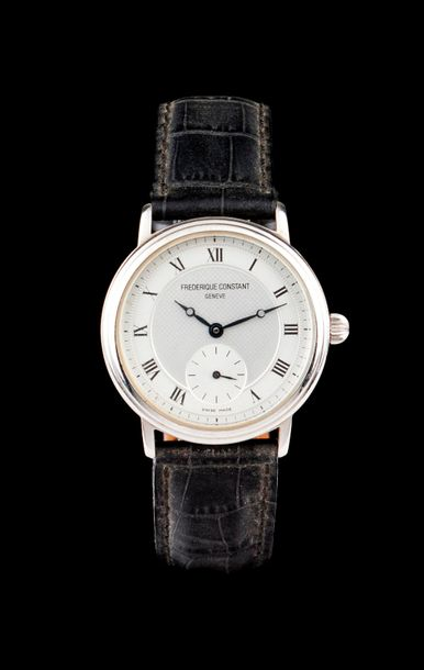 Frederique Constant Fréderique Constant watch. Winding mechanical movement. Stainless…