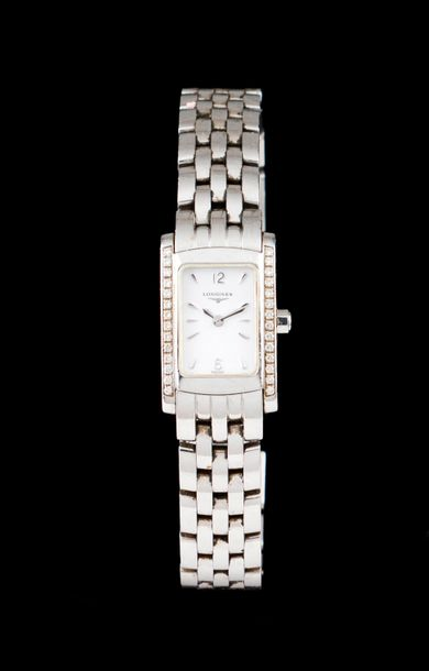 Longines de Senhora Longines ladies watch, Dolcevita model. Quartz movement. Stainless…