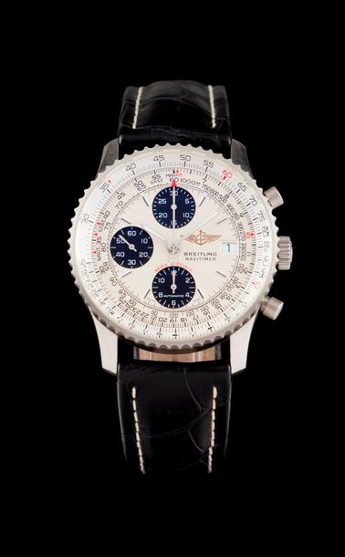 Breitling Breitling watch, Navitimer Fighters model. Limited series with Ref. A13330.…