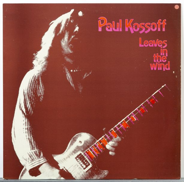 Paul Kossof Ensemble de 6 albums : - Koss , US, Cat : DJM2-300, VG+ - Back Street…