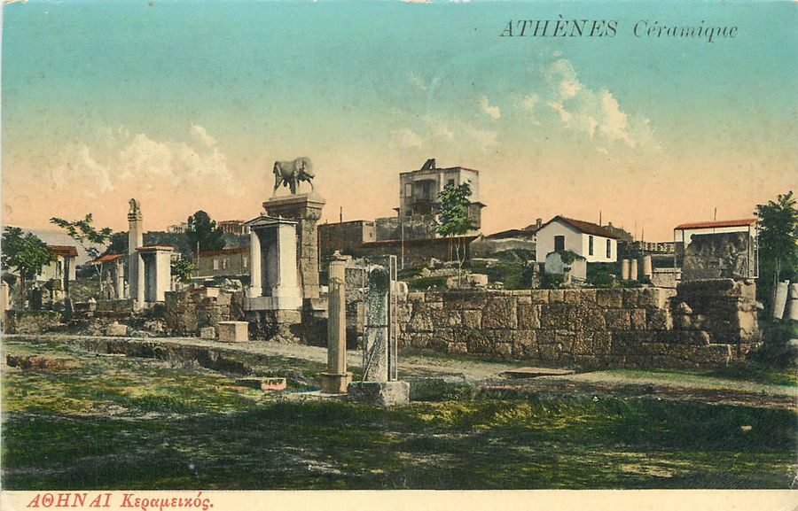 44 CARTES POSTALES GRECE : Villes, qqs villages, qqs animations, qqs sites, qqs…