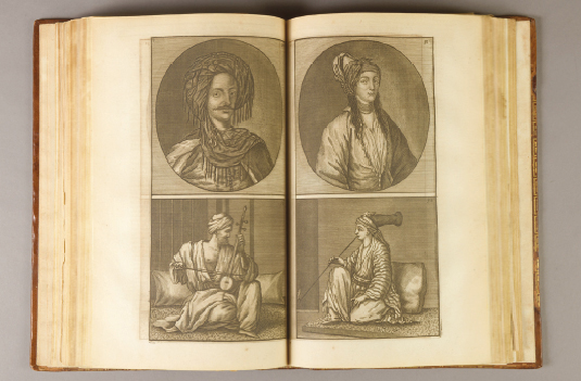 LE BRUN (Corneille) A Voyage to the Levant: or, travels in the principal parts o…