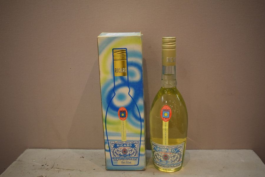 1 bouteille ANISETTE  Ricard