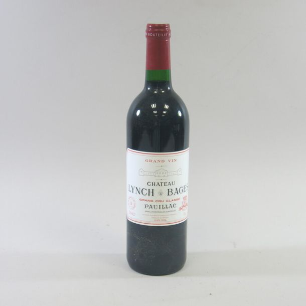 1 Bt LYNCH BAGES, GCC PAUILLAC, 2002